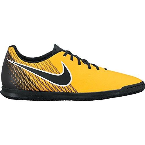 Chaussures De Football Nike Magistax Ola Ii Ic, Orange / Noir Pour Homme