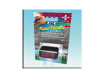 JBL 6141900 Schwimmender Mini-Scheiben-Reinigungsmagnet für Nano-Aquarien, Nano-Floaty