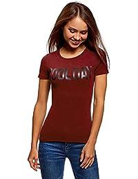 Amazon.fr   t shirt moulant femme - Femme   Vêtements c0e27d07107