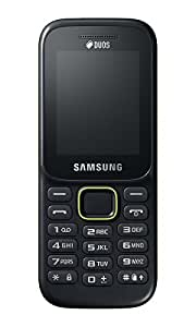 Samsung Guru Music 2 (SM-B310E, Black)