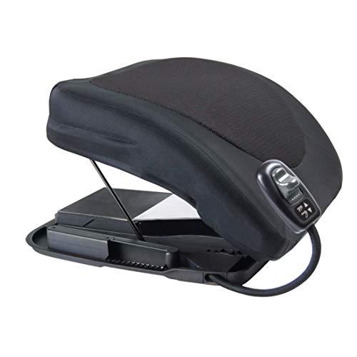 FabaCare elektrische Aufstehhilfe mit Fernbedienung, Sitzlift, Aufrichthilfe, Aufrichtlifter bis 136 kg