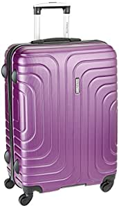 Pronto Cyprus ABS 78 cms Purple Suitcases (6474-PP)