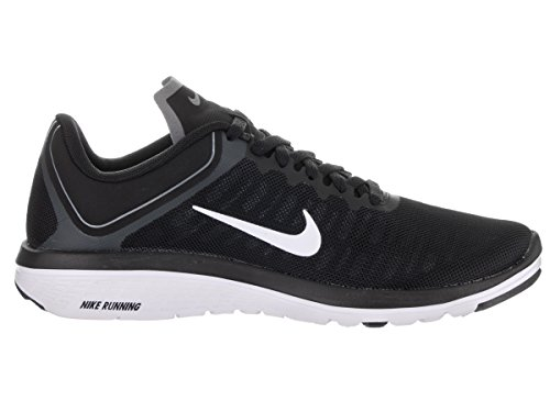 Nike 852448-003, Sneakers trail-running femme Noir
