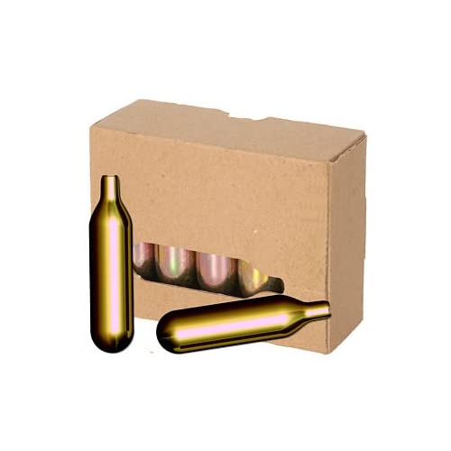 41IwbGpCpvL. SS500  - NEMT 20 Be 20 Pieces of CO2 Beer Capsules for all Beer Tap Systems, with 16 g CO2 A 1 - Pack