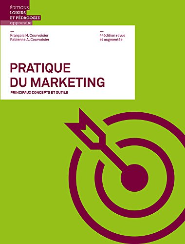 Pratique du marketing : Principaux concepts et outils