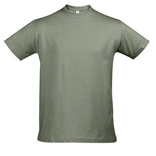 SOL'SHerren T-Shirt Khaki