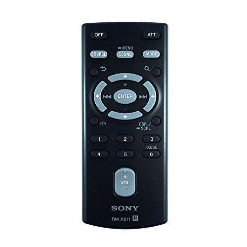 Original Sony CDX-GT474UM Auto Stereo Fernbedienung - Fernbedienung Für Autoradio Sony