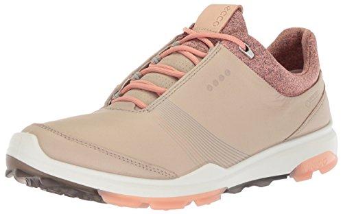 ECCO Damen Women Golf Biom Hybrid 3 Golfschuhe, Beige (Oyster/Muted Clay 50999), 39 EU