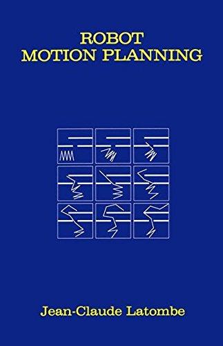 ROBOT MOTION PLANNING. : Edition en anglais par Jean-Claude Latombe