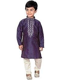 Desi Sarees Jungen Sherwani Kurta Pyjama Party Tragen Sherwani EID 918