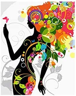 YKCKSD Puzzle Adulte 1000 Pièces Images De Mur De Fille De Fleur avec pour La Décoration | Discount