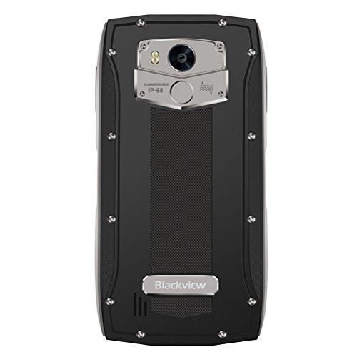 Preisvergleich Produktbild Blackview BV7000 PRO 5 Zoll Außen-Touch-Display Smartphone Wasserdicht / Shockproof / Staubdicht Android 7.0 4GB RAM + 64GB ROM (Grau)