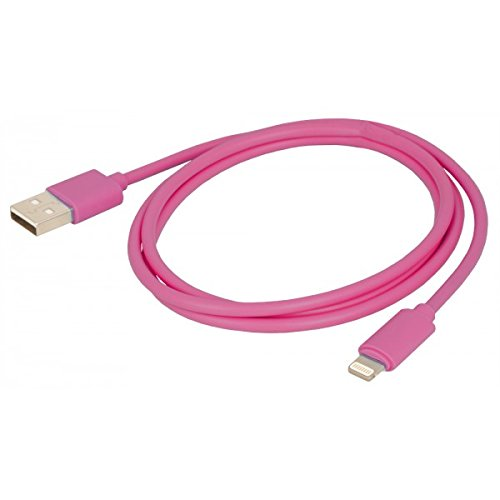 urban-factory-cid02uf-cable-charge-sync-lightning-1m-rose
