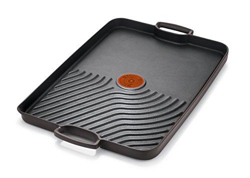 Lagostina Cooking Fusion Plancha, 36.5x26 cm