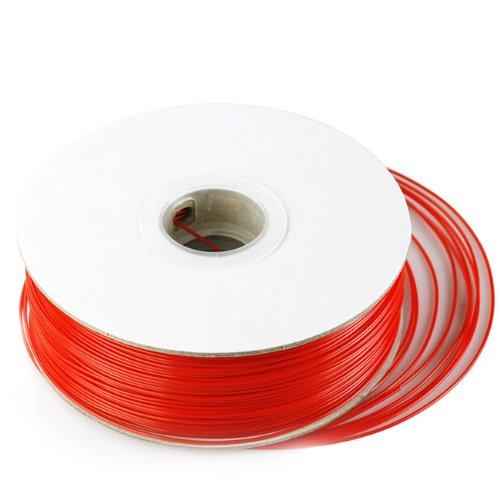 Général Filament Pla Imprimante 3D Printer Supplies Filament 1,75mm 1kg * ROUGE * pour druker 3D RepRap, MakerBot Replicator 2, Afinia, SOLI Doodle 2, Printrbot LC, M2and Up. (Afinia MakerGear H de Series)