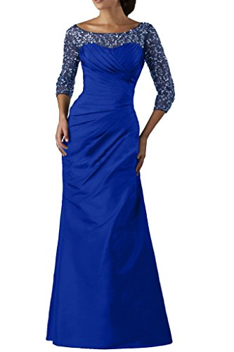 Ivydressing -  Vestito  - linea ad a - Donna Blu Royal
