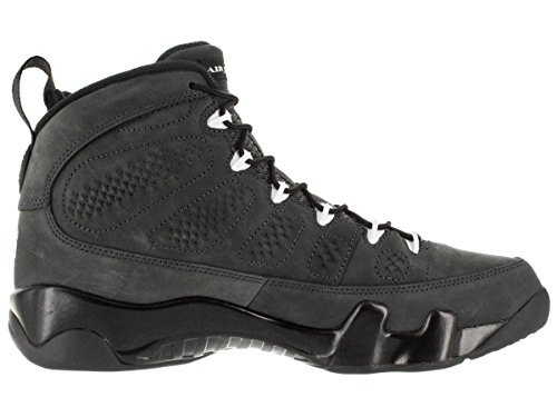 Nike - Air Jordan 9 Retro, Scarpe sportive Uomo Multicolore (Blanco / Negro (Anthracite / White-Black))