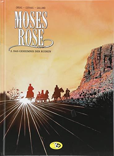 Washington Gesetzt (Moses Rose #2: Das Geheimnis der Ruinen)