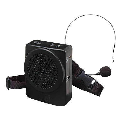 BM 536B altoparlante portatile amplificatore voce per animatori guide turistiche lezioni scolastiche ecc.