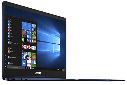 ASUS ZenBook UX430UA  Intel Core i7-8550U 1 8GHz  8GB RAM  256GB SSD  14 Full HD  No-DVD  Intel HD  WIFI  Webcam  Bluetooth  Windows 10 Home