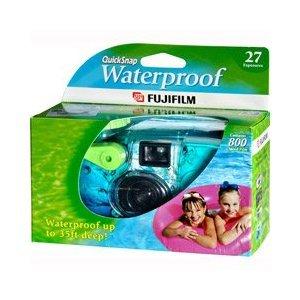 Fujifilm Quick Snap Waterproof
