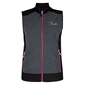 41IwncO5GXL. SS300  - Dare 2b Women's Soft Shell Duality Vest