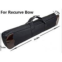 WEREWOLVES Arco recurvo de alta calidad llevan Crossbody bolsa de caja de arco peso ligero
