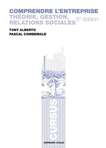Comprendre l'entreprise: Théorie, gestion, relations sociales
