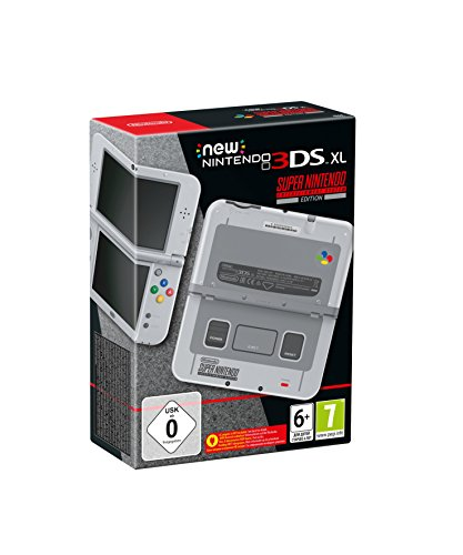 New Nintendo 3DS XL Konsole SNES Edition (Ds Majora)
