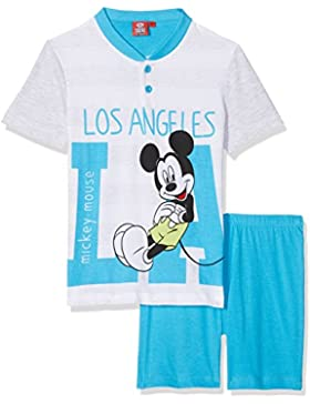 Disney mm Pc Mickey, Pelele para Dormir para Niños