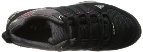 adidas AX2 GTX, Scarpe sportive outdoor donna Grigio (Carbon S14/Black 1/Bahia Pink S14)