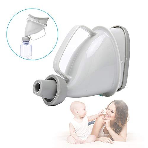 Beweglicher Urinal-tragbare Damen-stehende Toiletten-Auto-Reise-Notkind-Bequemlichkeits-Urinal