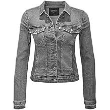 quality design 52618 3e65a Suchergebnis auf Amazon.de für: JEANSJACKE USED LOOK