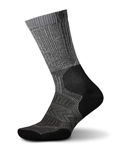 Donna 1 Paio Thorlos Lite Corsa Sottile Cuscino Mini Crew Socks