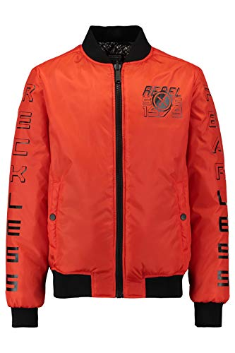 CoolCat Jungen Bomberjacke karvos19 orange 158/164