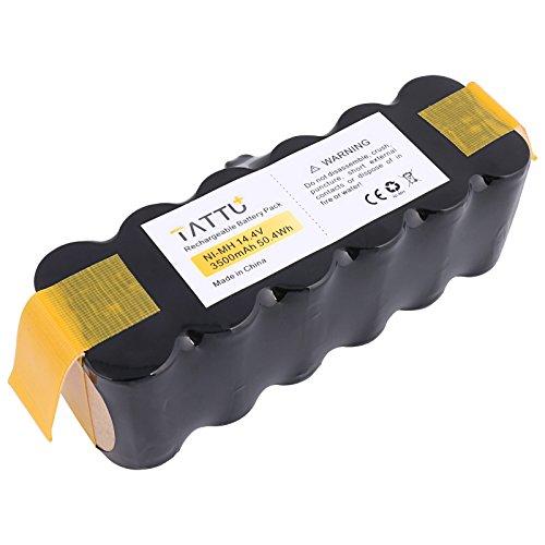 Batteria compatibile per iRobot Roomba -Ni-MH 3500mAh APS Batteria per iRobot R3 500 510 520 530 531 532 535 540 550 555 560 562 563 564 570 580 581 770 780 Compatibile Con 80501 Discovery Series Robotic Aspiratori
