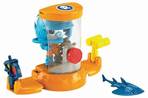 Mattel - Fisher-Price - Octonauts Barnacles' Octopod...