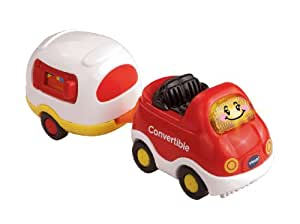 VTech Baby Toot-Toot Drivers Convertible with Caravan
