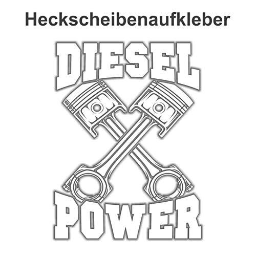 Aufkleber Diesel Power (Wetterfest)