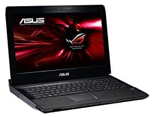 Asus G53JW-IX159V 39,6 cm (15,6 Zoll) Notebook (Intel Core i7 740QM, 1,7GHz, 6GB RAM, 750GB HDD, NVIDIA GTX 460M, Blu-ray, 3D, Win7 HP)