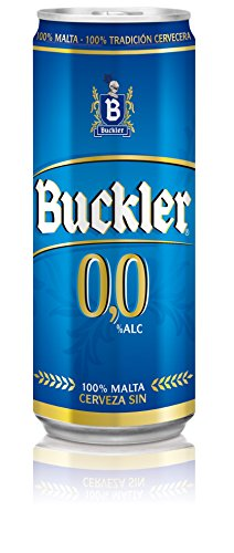 Buckler - 0,0% Can 33 cl (1 unit)