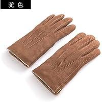 bbfa736df3de55 Touchscreen-Handschuhe Herren Winter Plus Samt warme Wasserdichte  Verdickung fünf Finger deuten auf die koreanische