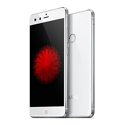 Nubia Z11 Mini NX529J 4G LTE 3G UMTS Smartphone Android 5.1 OS Qualcomm Snapdragon 64-Bits Octa Core 5.0
