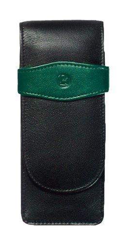 Pelikan 924092 Schreibgeräte-Etui Leder TG 32 Stiftablagen, 1 Stück