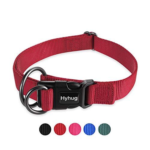 Hyhug Premium Sturdy Classic Double-Ring Collar Perro