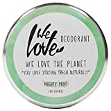 We Love The Planet: Deocreme Mighty Mint (48 g)