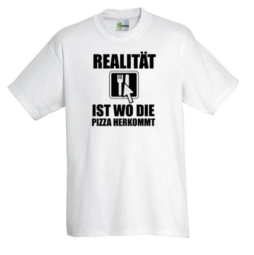 Chameleon Clothing -  T-shirt - Uomo White