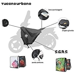 Tucano Urbano Termoscud R082 manta térmica cubrepiernas 082