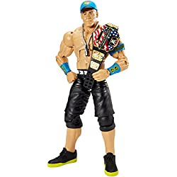 JOHN CENA - WWE ELITE 40 MATTEL TOY WRESTLING ACTION FIGURE by Wrestling