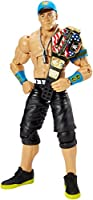 JOHN CENA - WWE ELITE 40 MATTEL TOY WRESTLING ACTION FIGURE by Wrestling - JOHN CENA - WWE ELITE 40 MATTEL TOY WRESTLING ACTION FIGURE